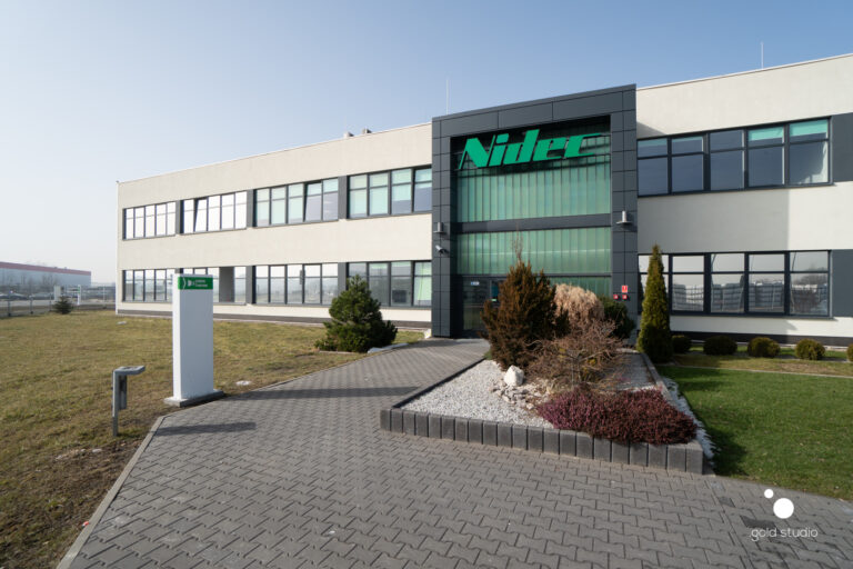 Fotografia architektury fabryki