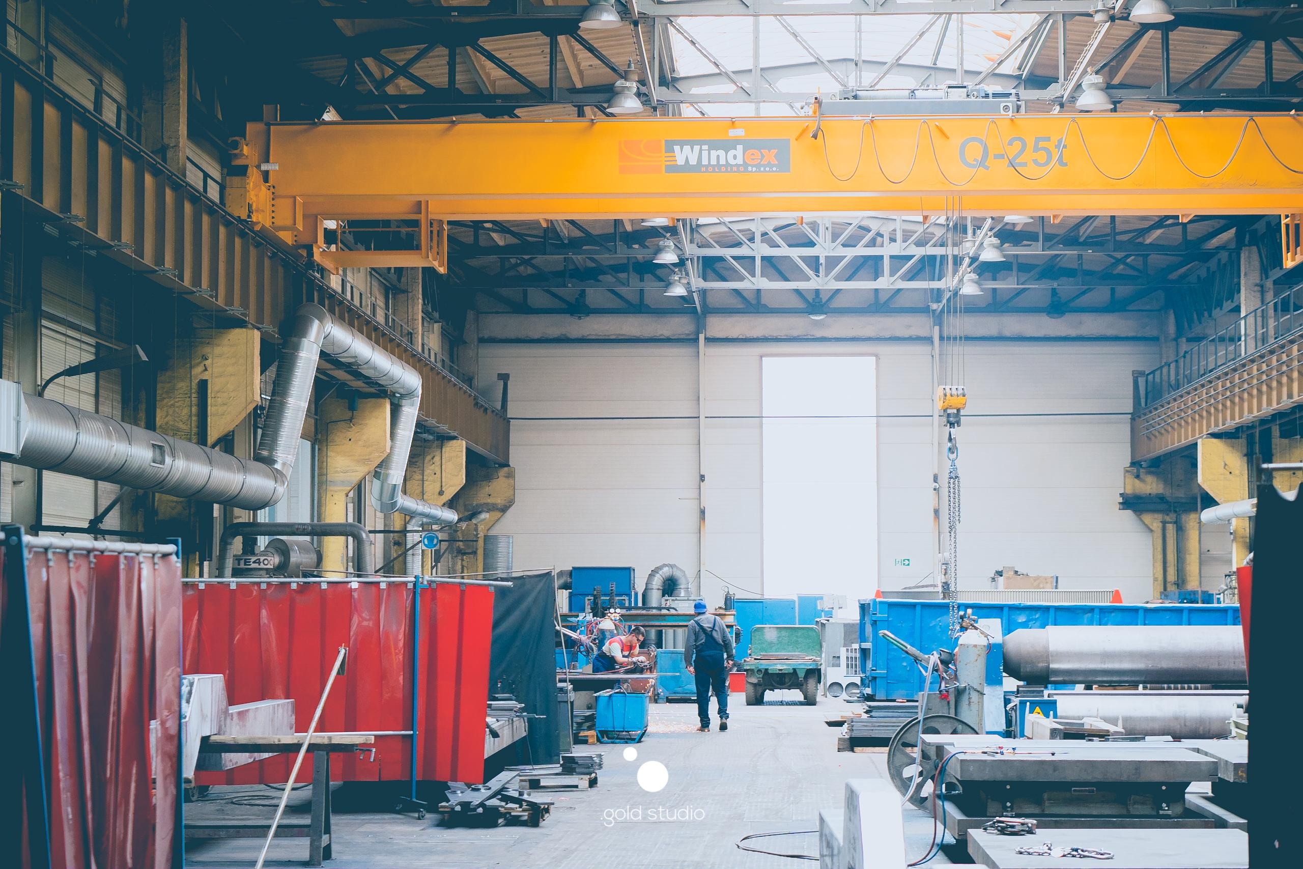 Zdjęcia przemysłu