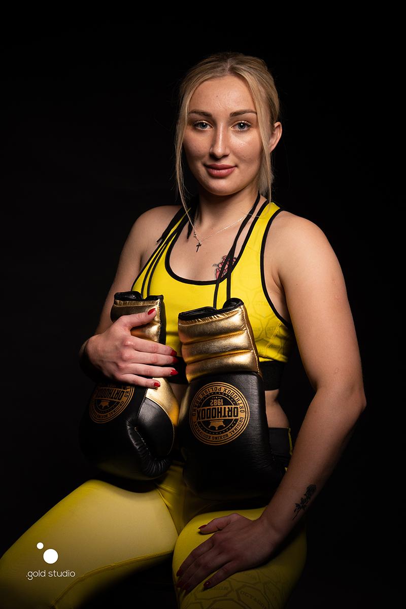 Fotografia sportowa boks   Katowice Śląsk