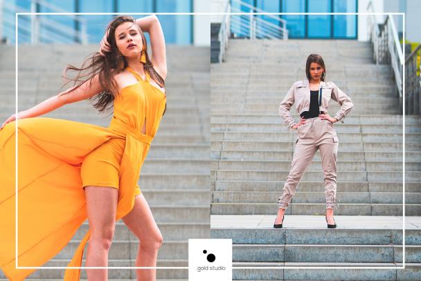 Fotografia ubrań - czy powinna odbyć się z udziałem modelki/modelem?