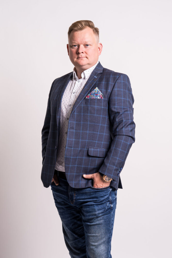 Sesja dla przedsiębiorcy Katowice | Fotografia biznesowa