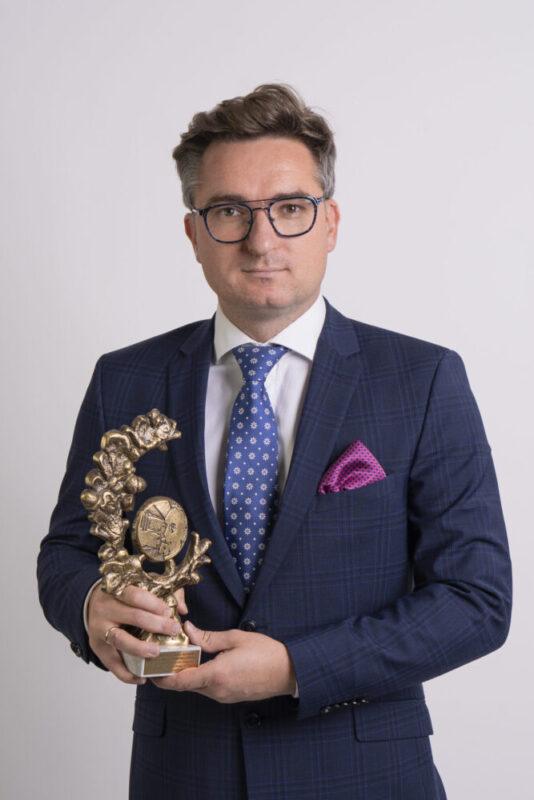 Sesja wizerunkowa dla przedsiębiorcy Katowice | Fotografia biznesowa