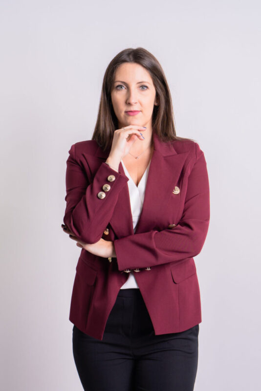Sesja dla adwokata Katowice | Fotografia biznesowa