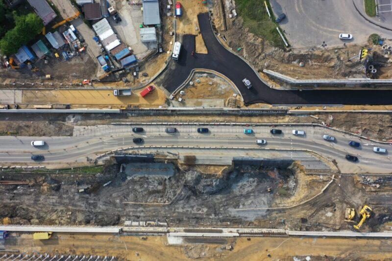 Zdjęcia z drona Katowice | Fotografia reklamowa