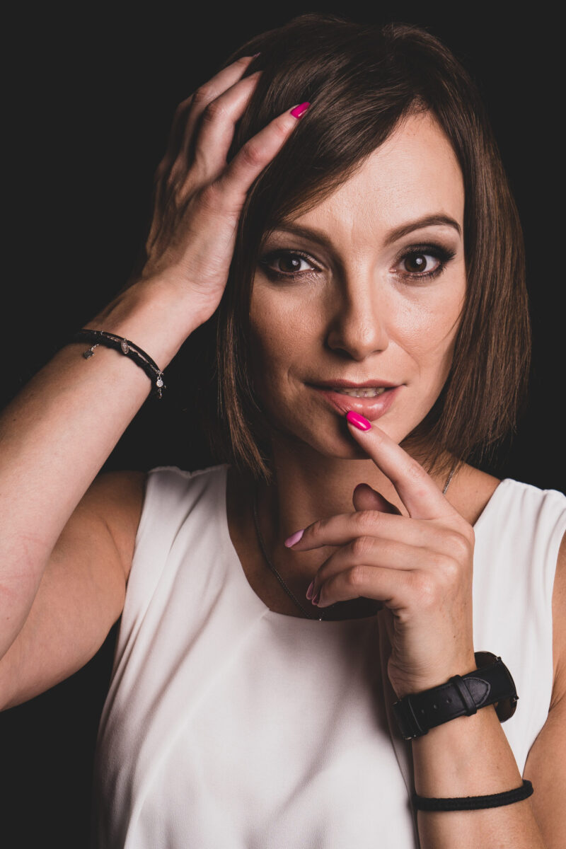 Sesja kobieca Katowice | Fotografia portretowa