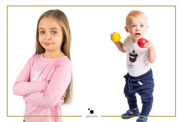 Jak przygotować dziecko do sesji zdjęciowej?