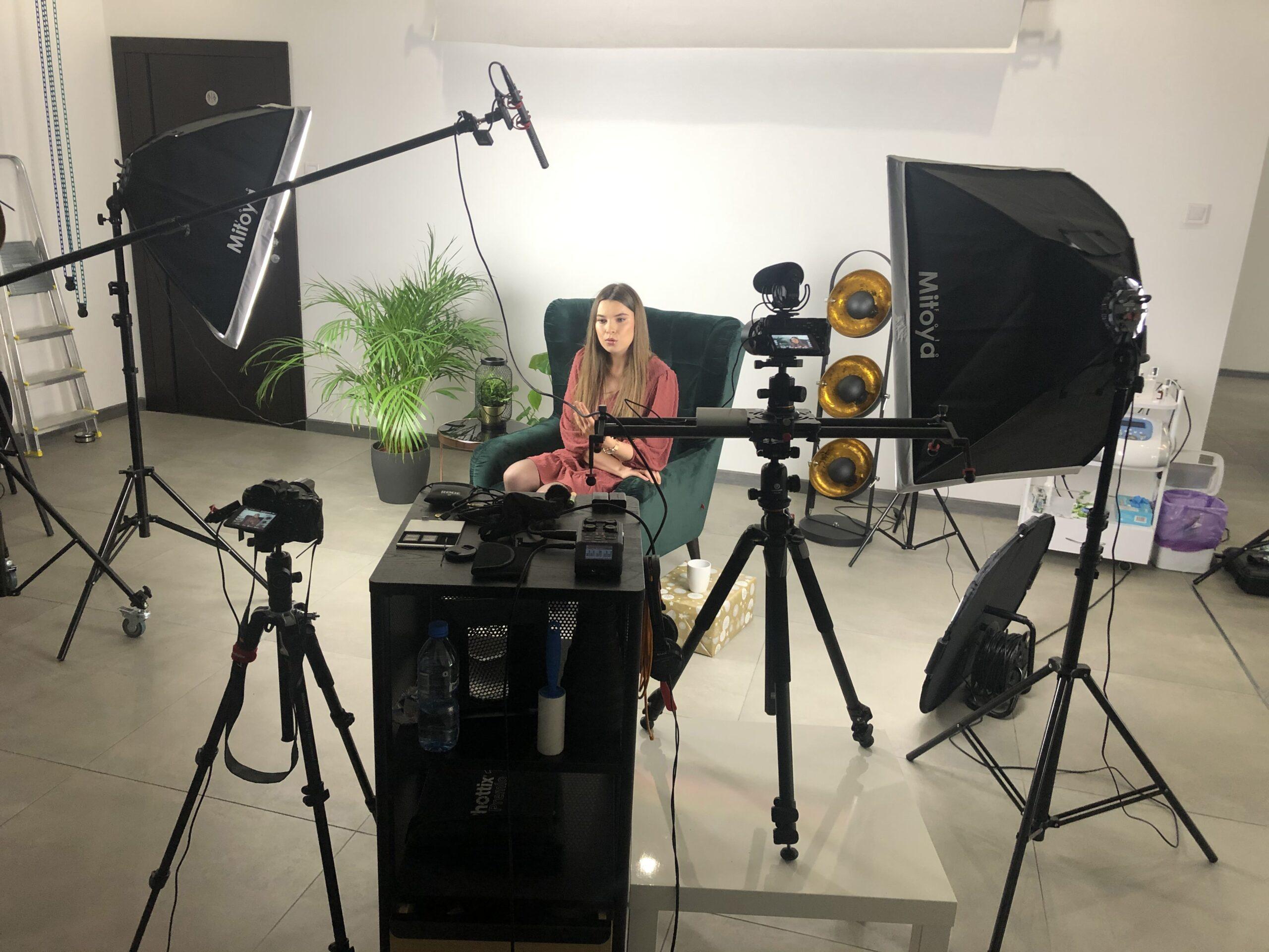 Filmy reklamowe, produktowe, instruktażowe Katowice